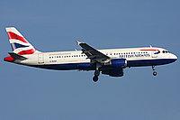 Airbus A320-211 / Великобритания