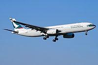 Airbus A330-343X / Гонконг - Сянган (КНР)