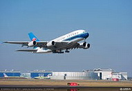 Airbus A380 / Китай