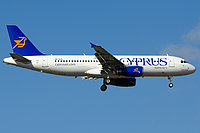 Airbus A320-232 / Кипр