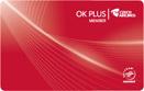 членская карта OK Plus / Чехия