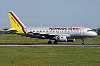 Airbus A319-112 / Германия