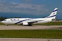 Boeing 737-858 / Израиль