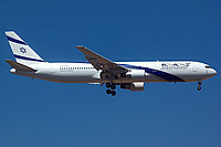 Boeing 757-3Y0ER / Израиль