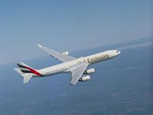 Airbus A340 / ОАЭ