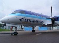 Saab SF340A / Эстония