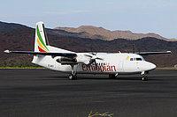 Fokker 50 / Эфиопия