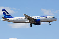 Airbus A320 / Финляндия