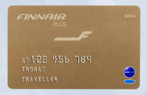 Finnair Plus Gold / Финляндия
