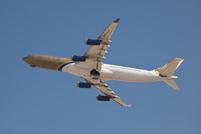 Самолет а/к Gulf Air / Бахрейн