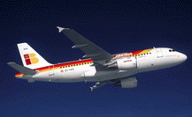 Airbus A319 / Испания