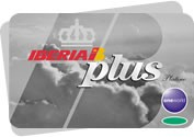 Карта Iberia Plus Platinum / Испания