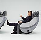 кресла JAL Shell Flat / Япония