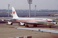 Boeing 707-315B / Кения