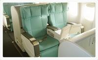 Первый класс Sleeper Seat / Южная Корея