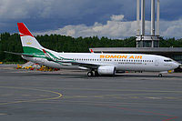 Boeing 737-800 / Таджикистан