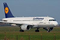 Airbus A319-114 / Германия