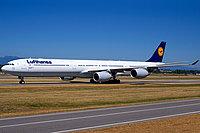 Airbus A340-642 / Германия