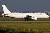 Airbus A320-214 / Италия