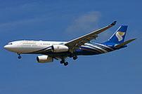 Airbus A330-243 / Оман