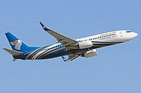 Boeing 737-81M / Оман