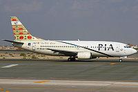 Boeing 737-340 / Пакистан