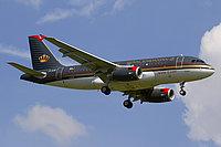 Airbus A319 / Иордания