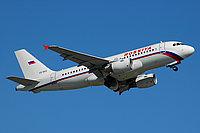 Airbus A319 / Россия