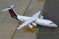 Avro RJ85 / Бельгия