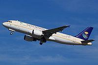 Airbus A320-214 / Саудовская Аравия