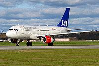 Airbus А319-132 / Норвегия