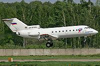 Як-40 / Россия
