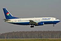 Boeing 737-3B7 / Таджикистан
