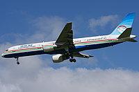Boeing 757-2Q8 / Таджикистан