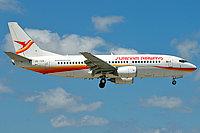 Boeing 737-36N / Суринам