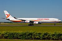 Airbus A340-311 / Суринам
