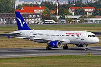 Airbus A320-214 / Германия
