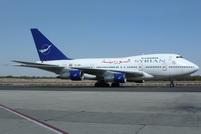 Boeing 747SP / Сирия