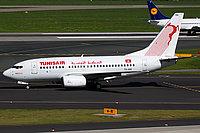 Boeing 737-6H3 / Тунис