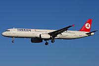 Airbus A321-231 / Турция