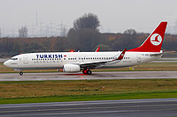 Boeing 737-800 / Турция