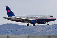 Airbus A319-131 / США