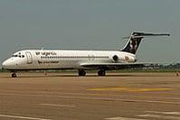 McDonnell Douglas MD-87 / Уганда