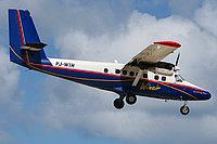 Britten-Norman BN-2 Islander / Бонайре, Саба и Синт-Эстатиус