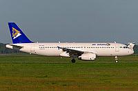 Airbus A320-232 / Казахстан