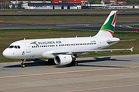 Airbus A319-112 / Болгария