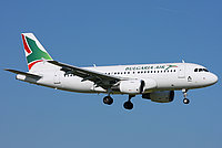 Airbus A319 / Болгария