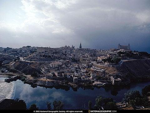 Толедо - по знаменитой картине Эль Греко