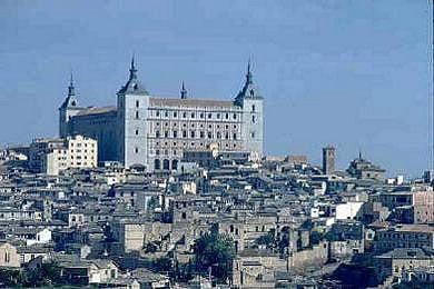 Толедо - Альказар