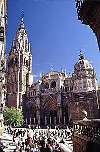 Толедо - Собор Santa Iglesia Catedral Primada